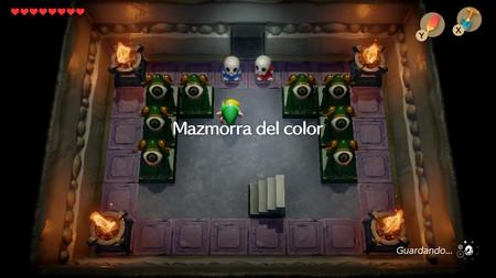 Guía de Zelda: Link's Awakening. La mazmorra del color: dónde está, cómo entrar y cuáles son sus recompensas