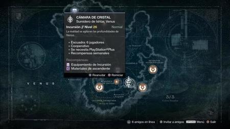 Bungie da inicio a la Cámara de Cristal, el reto más elaborado de Destiny