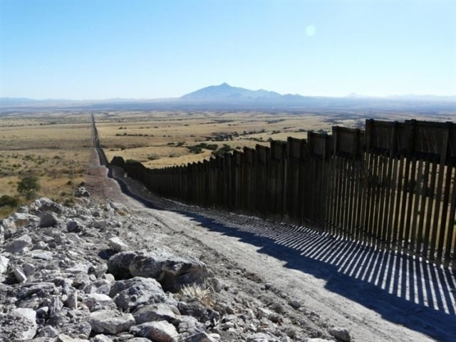 El muro de Trump es un problema para... la vida silvestre
