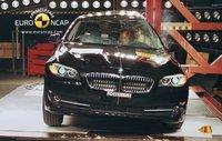 Alfa Romeo Giulietta y BMW Serie 5 entre los coches más seguros de 2010. Citroën Nemo, el patito feo