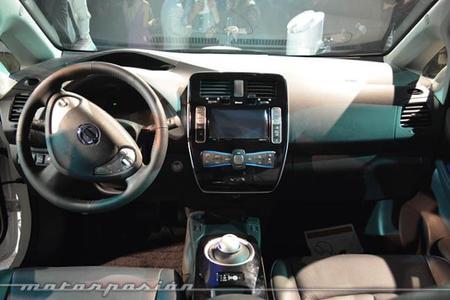 Nissan LEAF en México