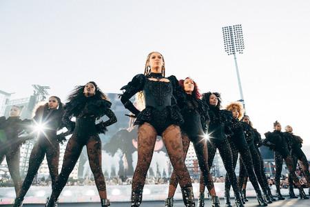 poses icónicas de Beyoncé