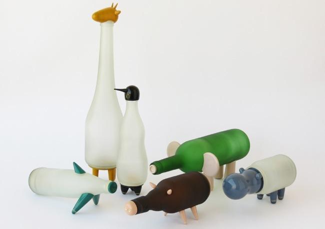granja botellas