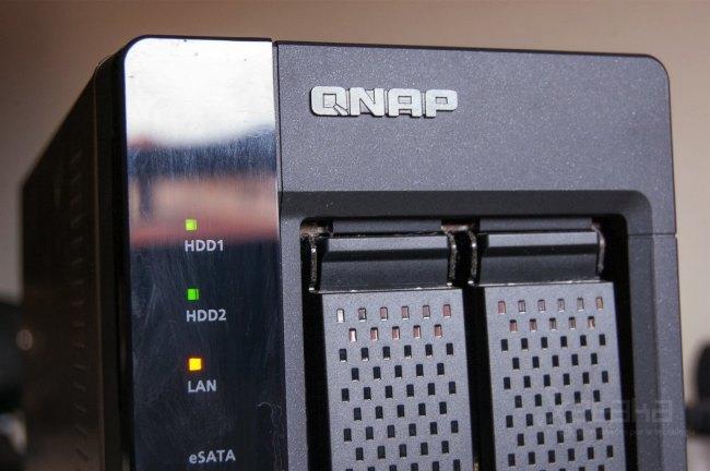 QNAP TS-269L y WD Red RAID 0
