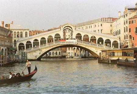 Los puentes de Venecia