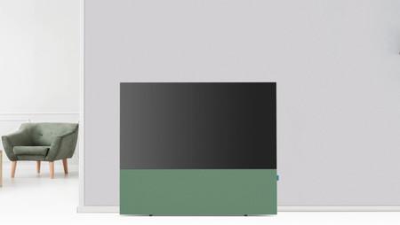 Los televisores OLED de LG son el objetivo de estos altavoces de diseño que ya se pueden reservar en IndieGoGo