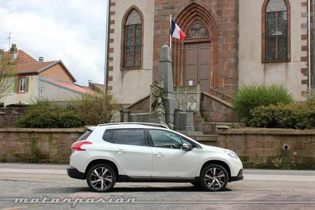 Peugeot 2008, presentación y prueba en Alsacia (parte 1)