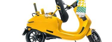 Este scooter eléctrico europeo quiere revolucionar las motos limpias con 240 km de autonomía y 60 litros de carga