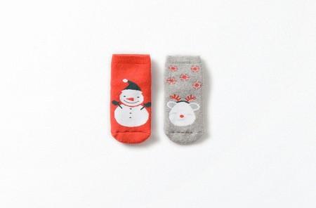 Calcetines Navidad Zara Mini
