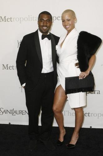 Kanye West en el Metropolitan
