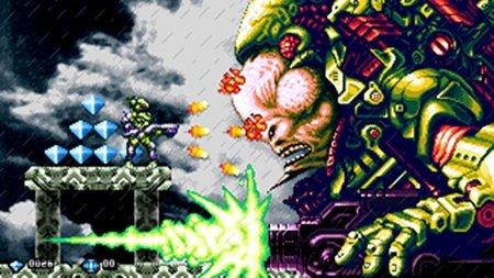 'GunLord'. NG:DEV.TEAM vuelve al ataque en Dreamcast y NeoGeo