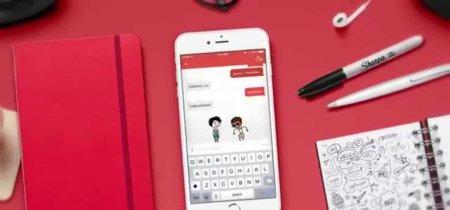 """MimeChat: un nuevo cliente de mensajería que te convierte en un """"sticker"""" animado"""