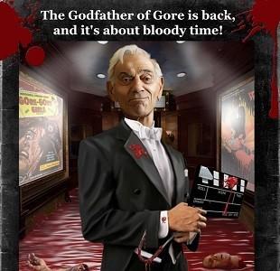 Herschell Gordon Lewis regresa al cine gore con 'Bloodmania'