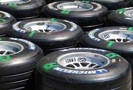 La elección de neumáticos para 2011 queda reducida a Michelin o Avon
