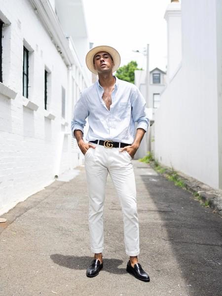El Mejor Street Style De La Semana Trendencias Hombre 2020 11