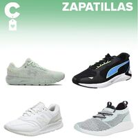 Chollos en tallas sueltas de zapatillas Under Armour, Puma o New Balance en Amazon