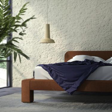 Las nuevas camas minimalistas de FAINA: diseñadas con ángulos rellenos y colores ilimitados son tendencia desde este verano