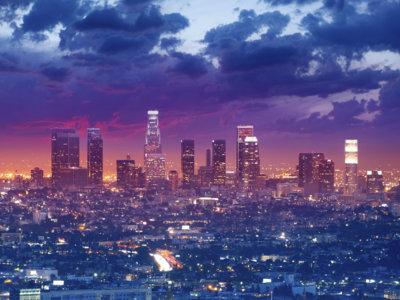 La ciudad de Los Angeles luce aún más espectacular en este vídeo 12K de 100 megapíxeles