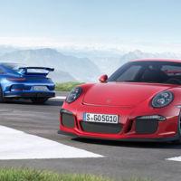 Porsche 911 R, ¿un GT3 con cambio manual?