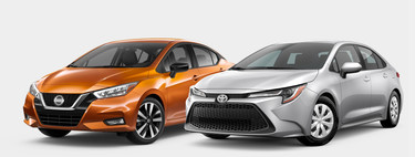 Nissan Versa vs. Toyota Corolla: ¿Cuál conviene comprar por 320,000 pesos?