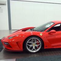 Ferrari 7X Design GTO Vision: un 488 GTB recarrozado inspirado en el 288 GTO que cuesta 1,8 millones de euros