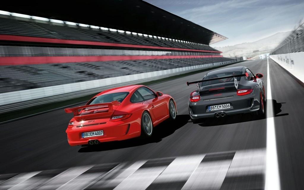 Foto de Porsche 911 GT3 RS 2010 (9/9)