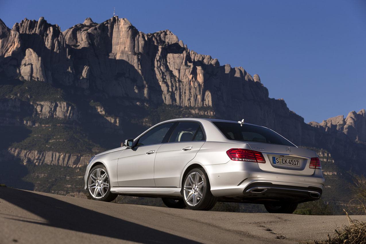 Foto de Mercedes-Benz Clase E 2013 (presentación) (38/48)