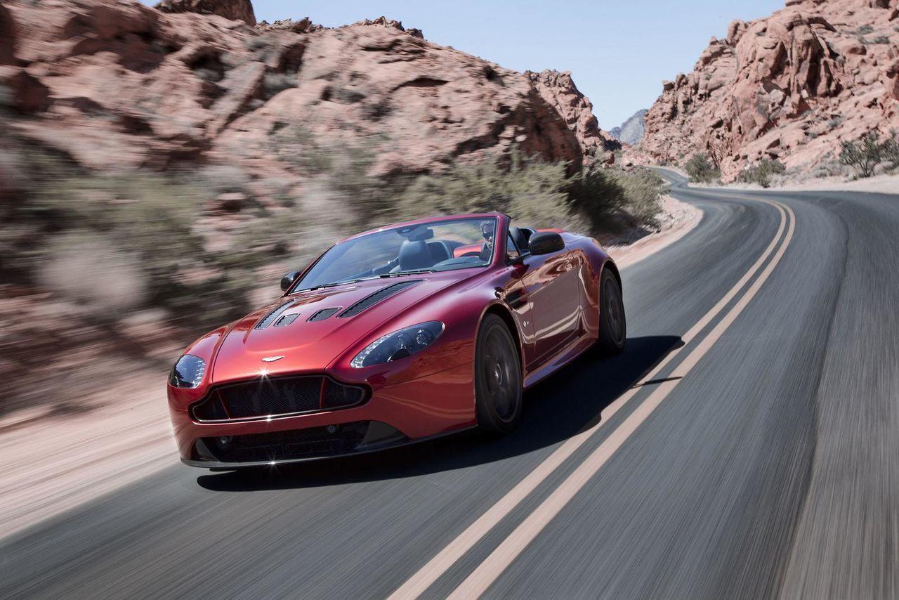 Foto de Aston Martin V12 Vantage S Roadster (12/14)