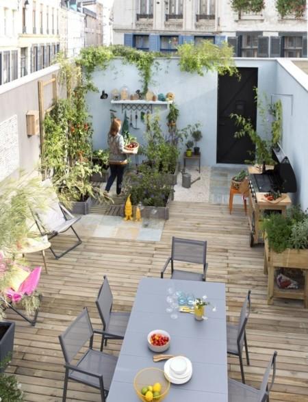 Cultivos Urbanos
