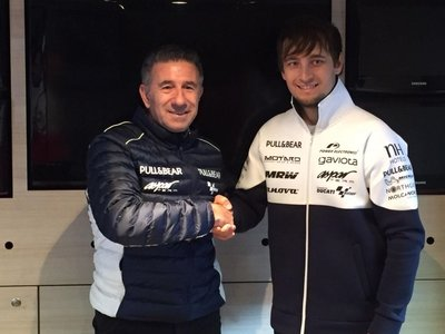 Karel Abraham vuelve a MotoGP en 2017, con Aspar y con millares de coronas checas