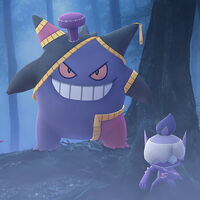 Pokémon GO no se quiere perder Halloween y lo celebrará con nuevos eventos, Pokémon disfrazados y la llegada de Mega Gengar