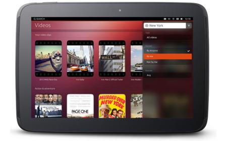 Ubuntu para tablets ya está en camino