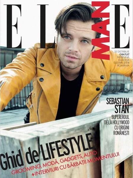 Sebastian Stan Es El Hombre Mas Cool Del Momento Y Tres Portadas De Revista Lo Confirman 3