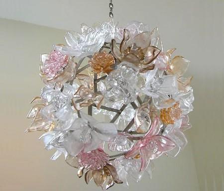 Lámparas de Elizabeth Lyons
