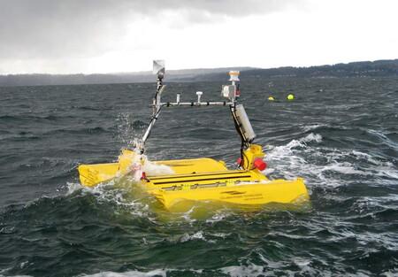 SeaRAY es un proyecto de estación de carga autónoma para vehículos eléctricos marinos aprovechando la energía mareomotriz