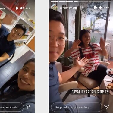 Comida oaxaqueña vs coreana: Yalitza Aparicio invita el desayuno oaxaqueño a influencer coreano y este fue el resultado