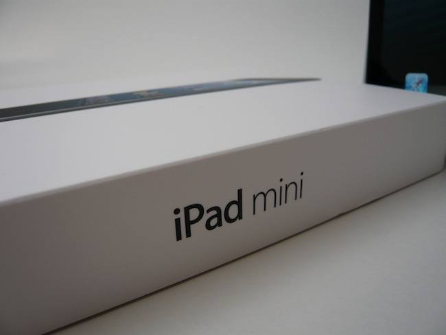 Análisis iPad mini que significa