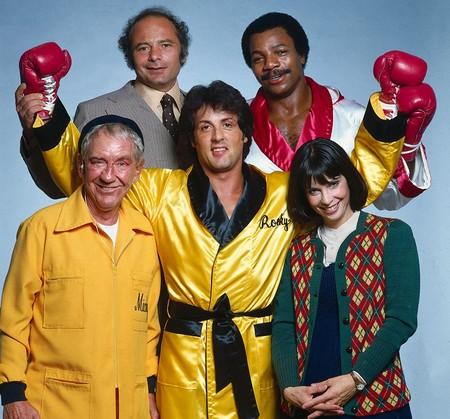 Colección Rocky, con 6 películas en Blu-ray, por sólo 16,48 euros en Amazon