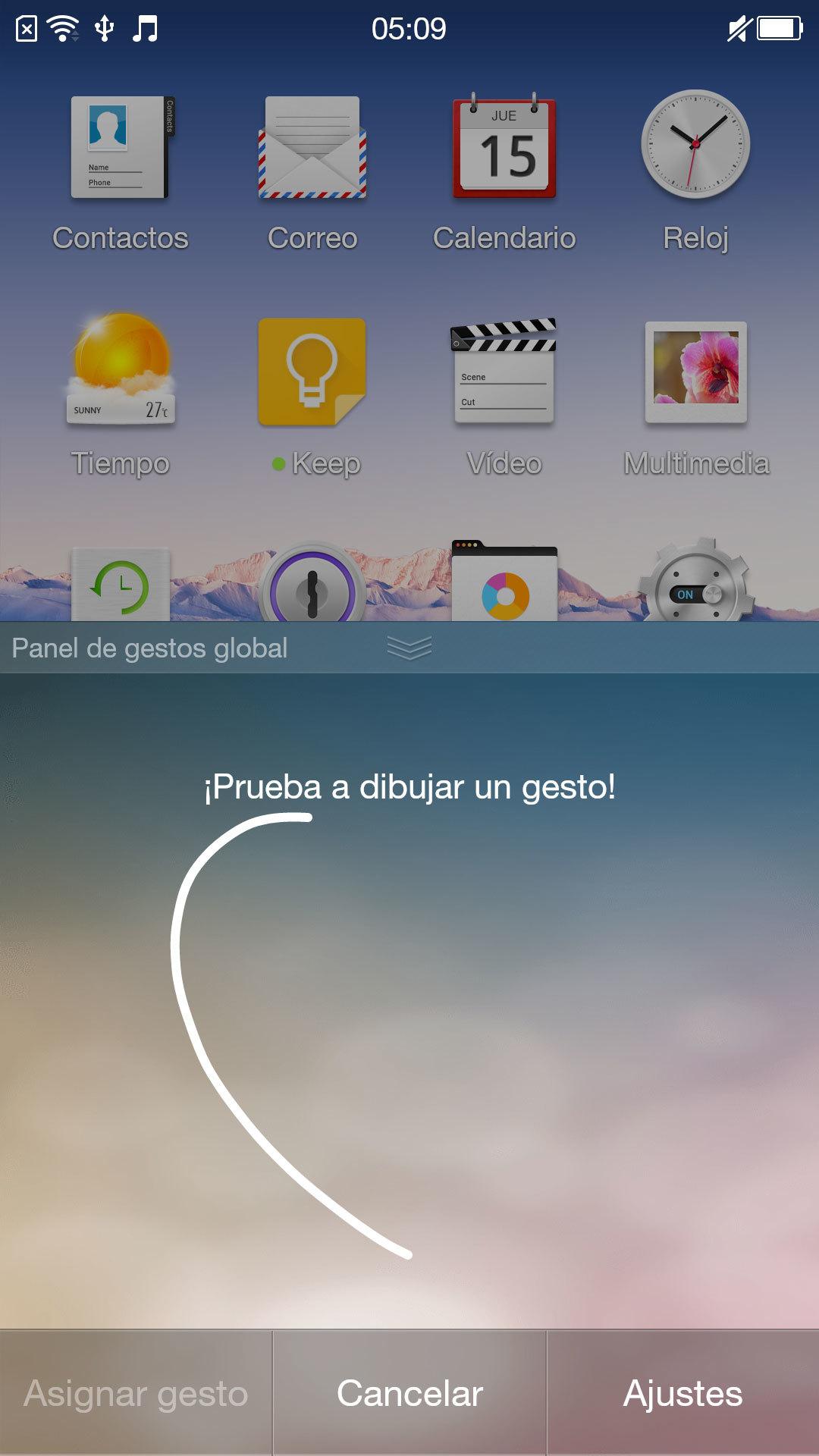 Foto de Oppo R5 - Color OS (4/12)