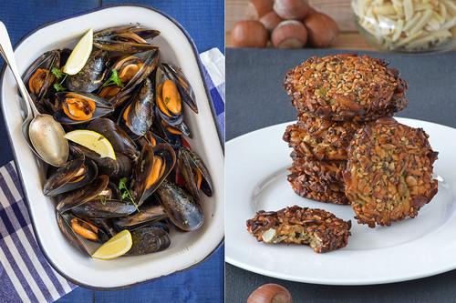 51 recetas de picoteo saludable, perfectas si estás a dieta