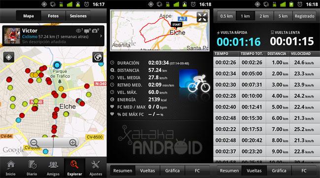 Sports Tracker