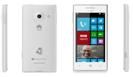 Huawei 4Afrika, un Windows Phone 8 para el mercado de África