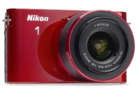 Nikon J1 roja