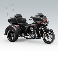 Desde 60.500 euros, con tres ruedas y 563 kg: así es la moto más cara de Harley-Davidson