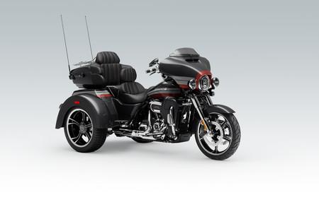 Harley Davidson Tri Glide 6