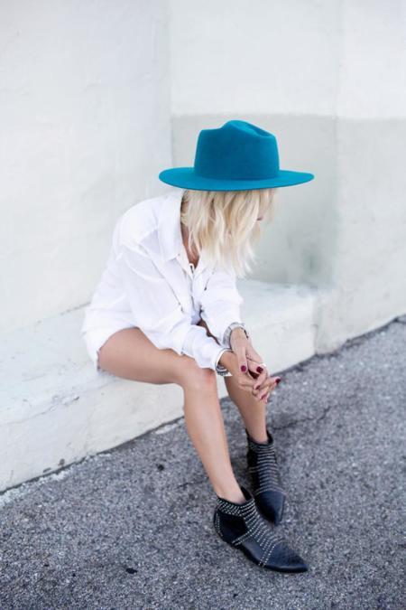 Tendencia Verano 2014 sombrero borsalino