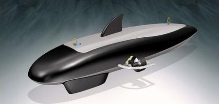 ORCA 300, un submarino para estudiar el fondo oceánico