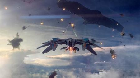 Batalla espacial en
