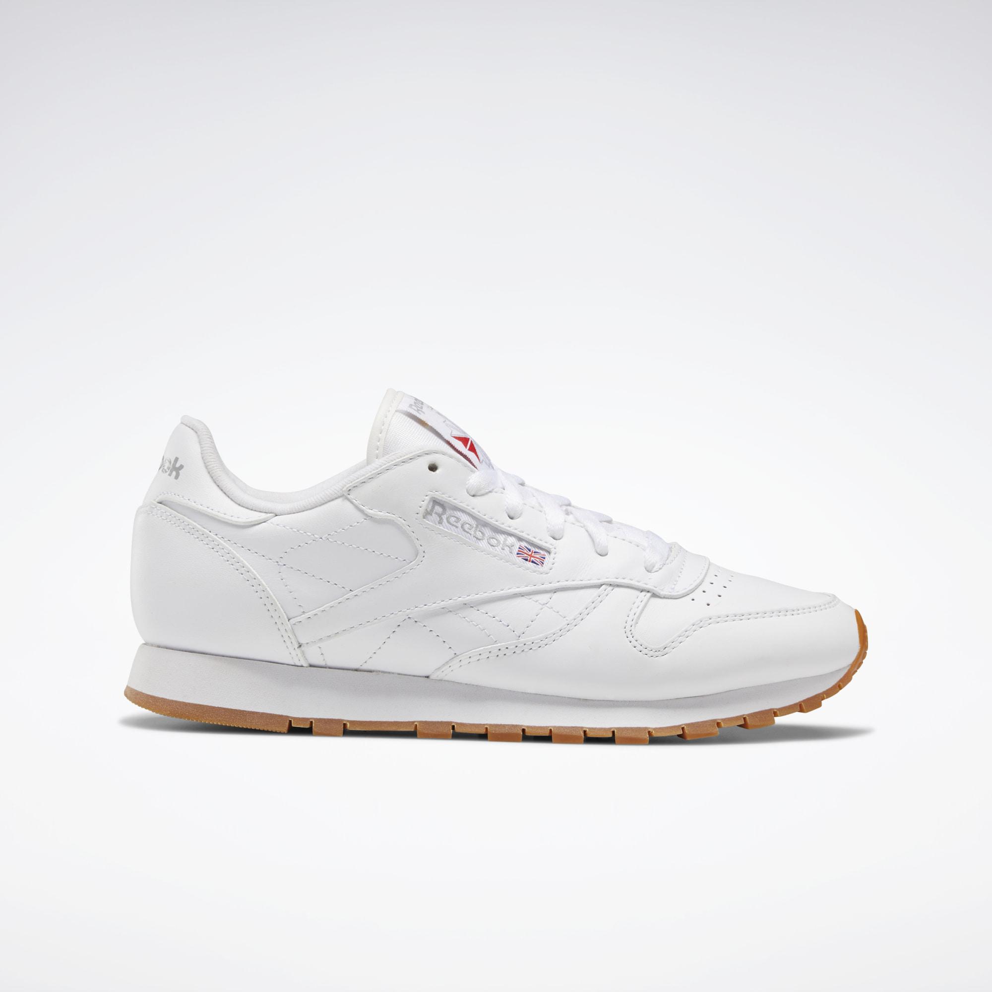 Clásicas zapatillas blancas