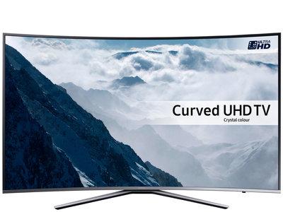 Smart TV Samsung de 49 pulgadas, con pantalla curva y 4K, por 679 euros